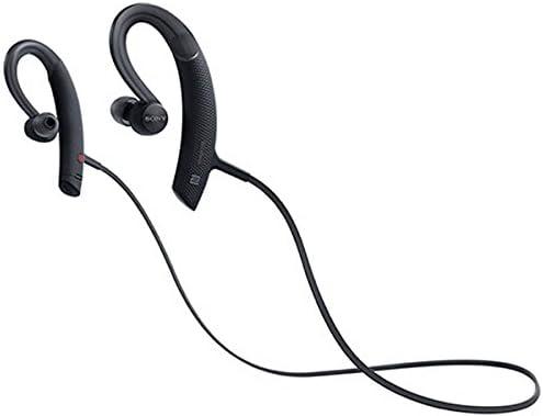 ソニー ワイヤレスステレオヘッドセット ブラック MDR-XB80BS-B