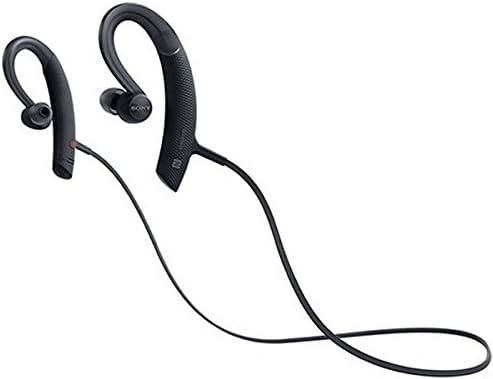 ソニー SONY ワイヤレスイヤホン 防水 リモコン・マイク付き 通話可能 MDR-XB80BSBZ ブラック