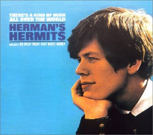Herman's Hermits - There's A Kind of Hush All Over The