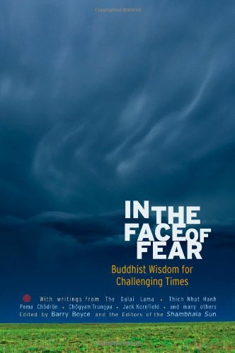 In the Face of Fear: Buddhist Wisdom for Challenging Times (A Shambhala Sun Book)