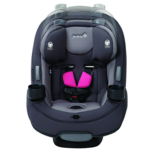 safety 1st grow and go 3 in 1 convertible car seat everest pink vehicles parts vehicle parts. Black Bedroom Furniture Sets. Home Design Ideas