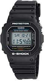 CASIO G-SHOCK BASIC FIRST TYPE DW-5600E-1V メンズ (海外モデル)