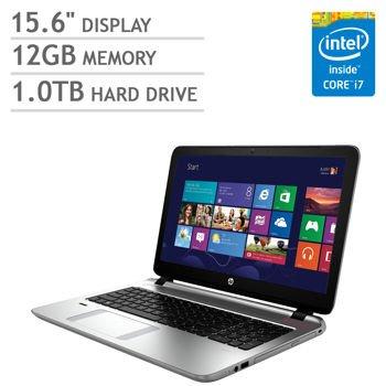 Hp envy 15t 1080p Laptop (Non-Touch): CoreTM i7-4710HQ Quad