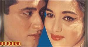 Do Badan (DvD/Hindi Film/ Bollywood/ Indian Cinema/Asha Parekh)