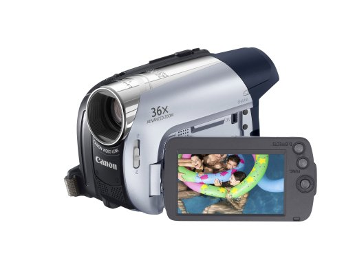 Canon MD205 Digital MiniDV Camcorder (36 x Optical Zoom With 2.7