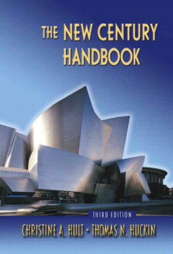 The New Century Handbook, Third Edition