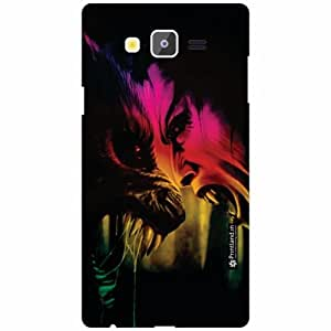 Printland Designer Back Cover for Samsung Galaxy on7 Pro Case Cover