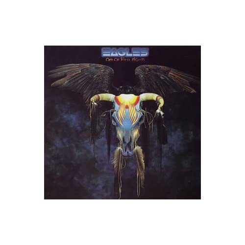 One-of-These-Nights-The-Eagles-Audio-CD
