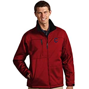 Cleveland Indians Traverse Jacket by Antigua