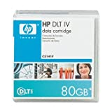 DLT Tape IV Data Cartridge, 20MB/Sec., 40GB/80GB