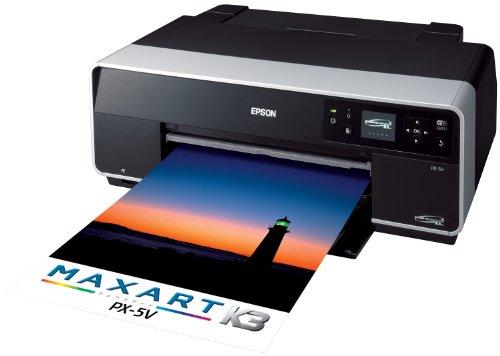 EPSON MAXART インクジェットプリンター PX-5V