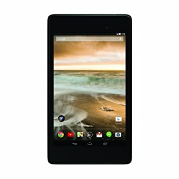 Google Nexus - Tablet da 178 cm (7) WiFi processore 15GHz memoria da 16Gb Android) Edizione 2013 colore Nero