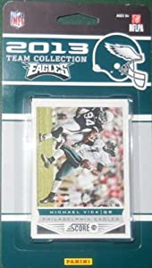 Philadelphia Eagles 2013 Score NFL Football Factory Sealed 10 Card Team Set by Philadelphia Eagles Team Set