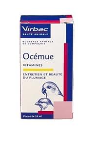 Océmue Complément Alimentaire pour Plumage oiseaux 24ml