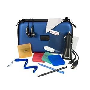 DSi XL Pro Pack - Blue