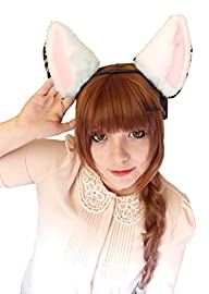 Necomimi Brainwave Cat Ears Novelty,…