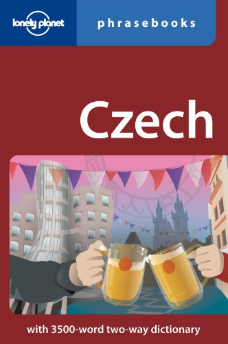 Czech: Lonely Planet Phrasebook