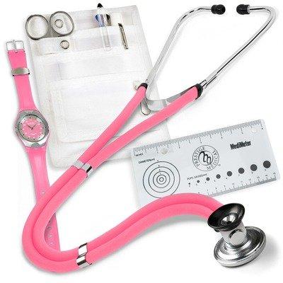 Cheap Scrubtime Nurse Kit Color: Hot Pink (SK123-HPK)