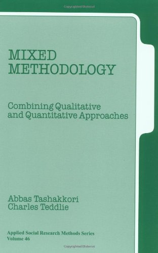Mixed Methodology: Combining Qualitative and Quantitative...