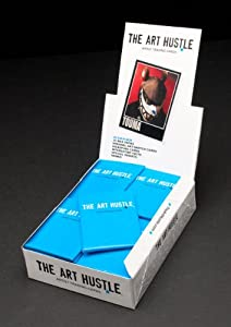 The Art Hustle Series 2 Trading Cards - One Full Case (36 Wax Packs)