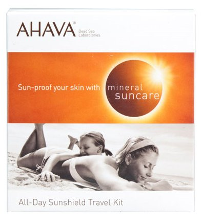 AHAVA  AllDay Sunshield Travel Kit