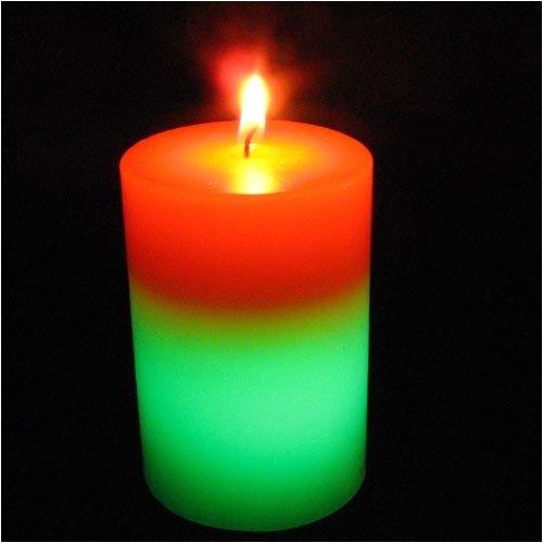 LED-Kerzen Stumpenkerze