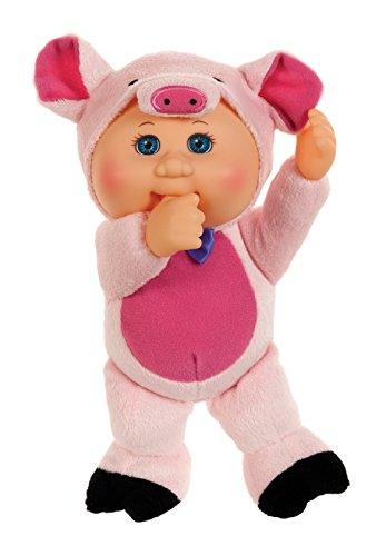 Cabbage Patch Kids Cuties Collection, Petunia the Pig Baby Doll (Cabbage Patch Kids Cuties compare prices)