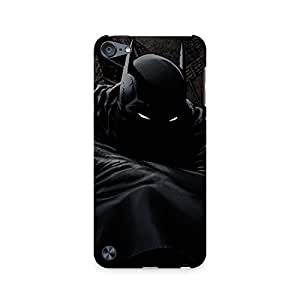 Ebby Cape Crusader in Action Premium Printed Case For Apple iPod Touch 5