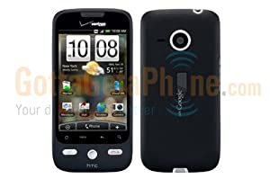 Cell phone deals online  HTC Droid Eris Verizon Phone 5MP Camera, MP3 Player, Wi-Fi, Bluetooth (Black) B