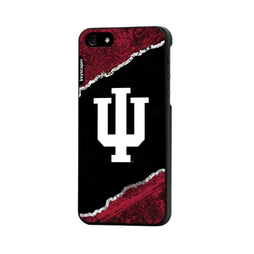 Indiana Hoosiers Iphone 5/5S Slim Case Brick Ncaa
