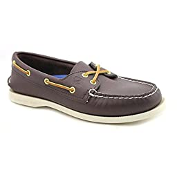 Sperry Top-Sider Women\'s A/O Mahogany, 8 1/2 M