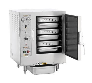 Accutemp S62083D100 1 Compartment Convection Steamer, 10 Kw. 208 V.