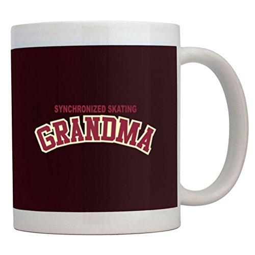 Teeburon Synchronized Skating GRANDMA Coffee Mug