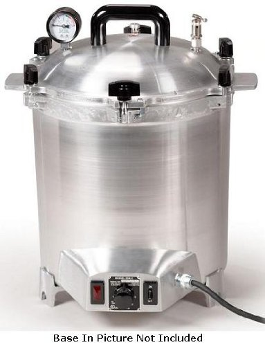 All-American Electric 14.5 Quart 1050 Watts/8.75 amps Sterilizer
