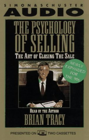 The Psychology of Selling by Tracy, Brian on
