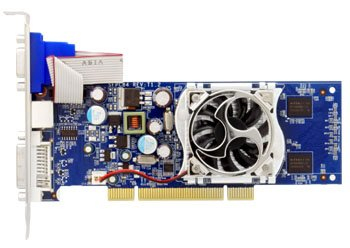 512mb Nvidia GeForce 8400 GS PCI VGA HDMI DVI Low Profile / SFF / Half Height Graphics Card for Dell / HP / Compaq / ACER