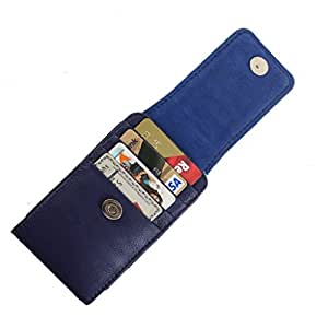 DooDa PU Leather Pouch Case Cover With Magnetic Closure For Samsung Galaxy S4 Zoom