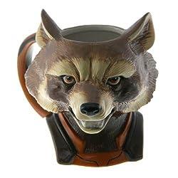 Guardians of the Galaxy Rocket Mug Standard