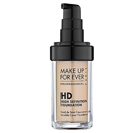 MAKE UP FOR EVER HD Invisible Cover Foundation 120 Soft Sand 1.01 oz