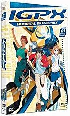 IGPX - Immortal Grand Prix Vol. 1 de Mitsuru Hongo