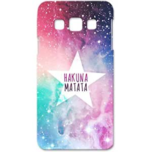 Crackndeal 113QUOCA3 Back cover for Samsung Galaxy A3, (Multi-coloured)