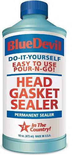 Blue Devil Head Gasket Sealant best deal - One Step