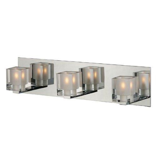 Fabulous ET Lighting E Light Blocs Bathroom Light Chrome