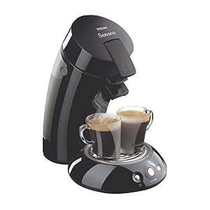 Philips Senseo HD7814 Coffee Machine, Black
