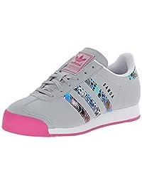 adidas Originals Samoa J Casual Sneaker (Big Kid)
