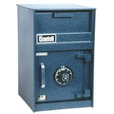 Front Loading Commercial Depository Safe Lock Type: Group II Combination Lock, Size: Large