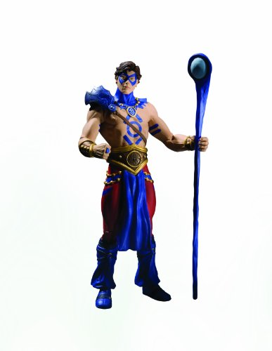 DC Direct Blackest Night: Series 8: Indigo Tribe The Atom Action Figure - 1