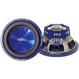 Pyle - Blue Wave High-Powered Subwoofer - 12\