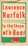 In the Shape of a Boar (0297647008) by Norfolk, Lawrence
