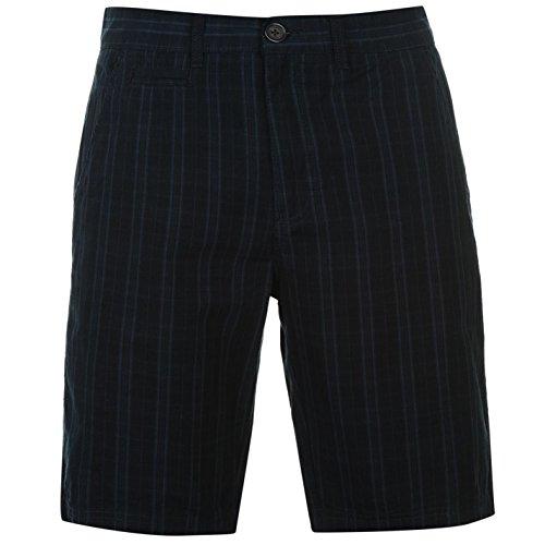 Pierre Cardin -  Pantaloncini  - Uomo Marineblau Check Small